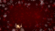 Stock Video Footage of Merry christmas background HD