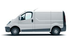 Commercial vehicle Stock Illustration