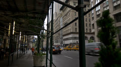 5th Ave 110512 1 TL HD Stock Footage