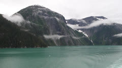 Alaska - Tracy Arm Fjord 15 Stock Footage