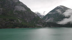 Alaska - Tracy Arm Fjord 12 Stock Footage