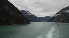 Alaska - Tracy Arm Fjord 11 Stock Footage