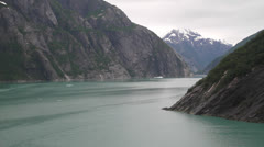 Alaska - Tracy Arm Fjord 04 Stock Footage