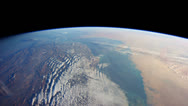 Stock Video Footage of term iss 20130105HighRes