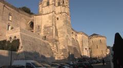 Château d'Amboise Stock Footage