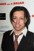 Carlos ramirez.2 dudes and a dream world premiere.at the arclight theatre.hol Stock Photos