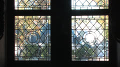 Château d'Azay-le-Rideau Stock Footage