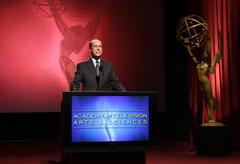 Coo of the academy of television arts & sciences alan perris.61st primetime e Stock Photos