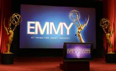 Stock Photo of atmosphere.61st primetime emmy awards nomination announcement opening night g
