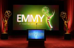 atmosphere.61st primetime emmy awards nomination announcement opening night g - stock photo