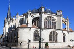 kirkko kellotorni - stock photo