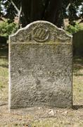 Stock Photo of gravestone