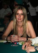 Stock Photo of nicky hilton.7th annual world poker tour invitational .held at commerce casin