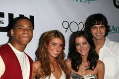 90210 premiere party 2008 Stock Photos