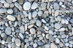 rocks background 3 - stock photo