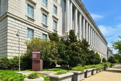 Internal Revenue Service building Stock Photos