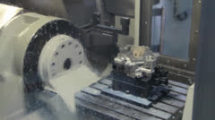 Stock Video Footage of Metalwork 07