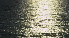 Sun glitter Stock Footage