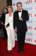 annette bening and warren beatty.37th annual afi lifetime achievement awards. - stock photo