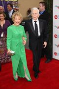 Stock Photo of anne buydens and kirk douglas.37th annual afi lifetime achievement awards.hel