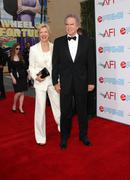 Stock Photo of annette bening and warren beatty.37th annual afi lifetime achievement awards.