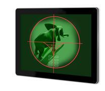Stock Illustration of target