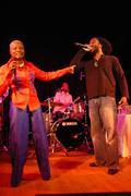 batonga foundation hosts star-studded fall 2008 fundraiser - stock photo