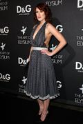 """d&g unveils the flagship"" on robertson benefiting art of elysium - stock photo"