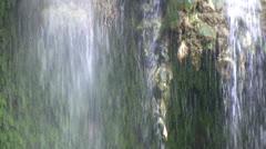 Kursunlu waterfalls view 05 Stock Footage