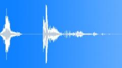 Dagger throw - hits victim 1 Sound Effect