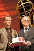 60th emmy awards nominee announcements.. Stock Photos