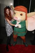 """the tale of despereaux"" world premiere - stock photo"