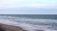 Outer Banks Ocean - stock footage