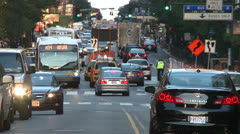 Traffic and Congestion Stock Footage