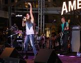 Stock Photo of ashley tisdale performs at the americana