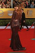 17th annual screen actors guild awards - arrivals Stock Photos