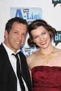 milla jovovich, kenneth cole.bravo's second annual 'the a-list awards'.hel - stock photo