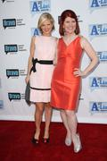 Arden myrin, kate flannery.bravo's second annual 'the a-list awards' held at Stock Photos