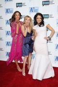Stock Photo of luann de lesseps, ramona singer, bethenny frankel.bravo's second annual 'the