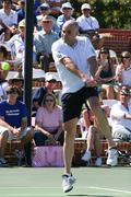 all-star tennis smash charity event to benefit the bryan brothers' foundatio - stock photo