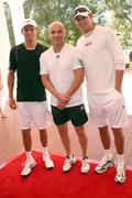 Stock Photo of all-star tennis smash charity event to benefit the bryan brothers' foundatio