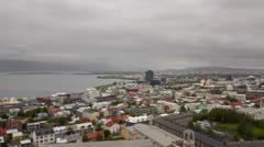 Reykjavik, Iceland Stock Footage