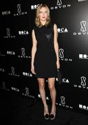 Stock Photo of jessica stam hosts grand opening of devon flagship store in beverly hills