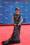 Tina fey.62nd primetime emmy awards.nokia theatre.la lve.california.usa Stock Photos