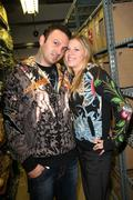 jodie sweetin visits ed hardy's wearhouse - stock photo