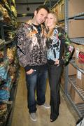 Stock Photo of jodie sweetin visits ed hardy's wearhouse