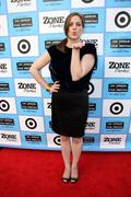 Anna chlumsky.los angeles film fest 'in the loops premiere' .held at the maje Stock Photos