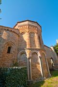 Venice italy torcello cathedral of santa maria assunta Stock Photos