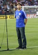 Stock Photo of michael johns.soccer match-up of chelsea fc v inter-milan to benefit lafc che