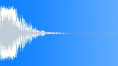 Metal Hard Impact SFX V09 - sound effect